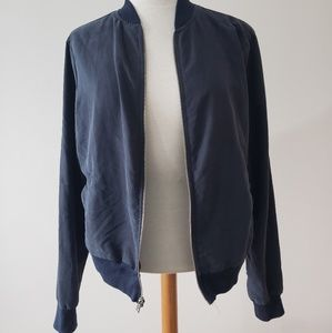American Apparel Jackets & Coats - American apparel bomber jacket size medium